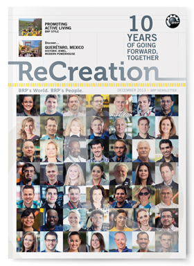 Journal des employés - hiver 2013