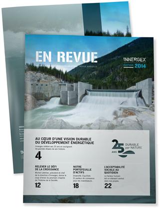 Rapport annuel - Édition 2014